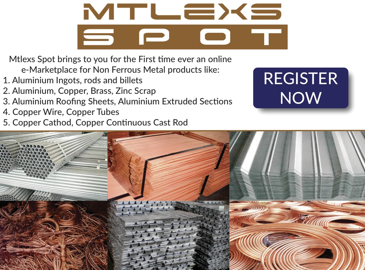MtlexsSpot an E-Marketplace for Non-Ferrous Metals