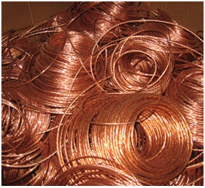 Global Copper Market 2017 will grow at a CAGR of 2.17% by 2021