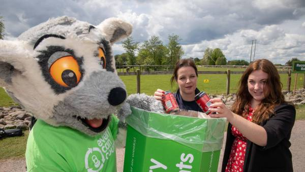 Fota Wildlife Park announces the installation of aluminium cans recycling bins