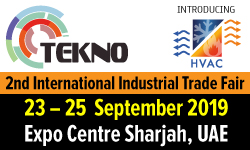 TEKNO-International Industrial Fair 2019